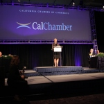 2014 CalChamber Chairman, Anne Buettner, of The Walt Disney Company, gives insight on California's business community.
