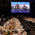Over 1,000 business leaders attended the 89th Host Breakfast on May 21, 2014.